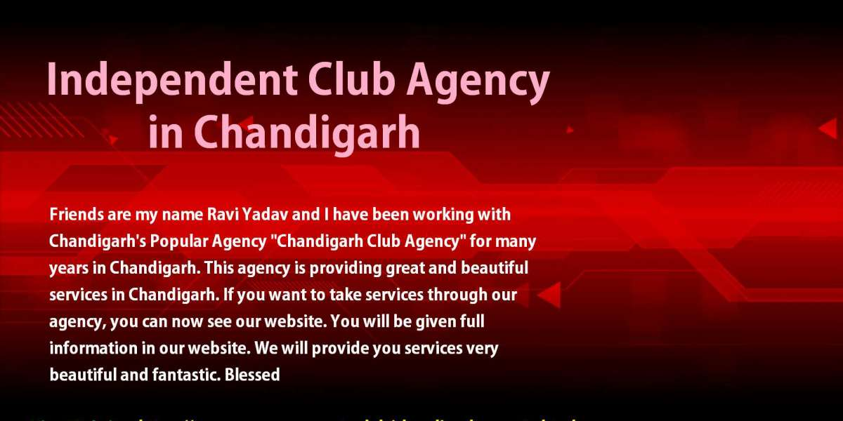 A Biggest High and Real Chandigarh Escorts Club Agency