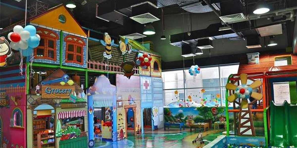 Outrageous Ideas for Your Kids Play Area UAE