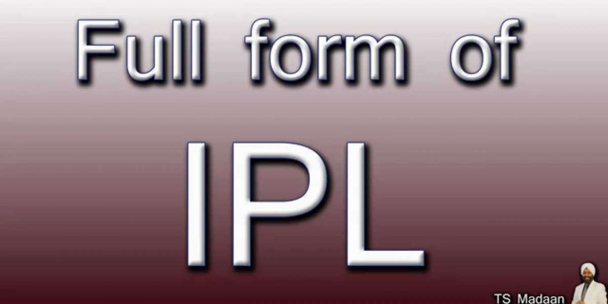 Full Form Of IPL, What Is The Full Form Of IPL?