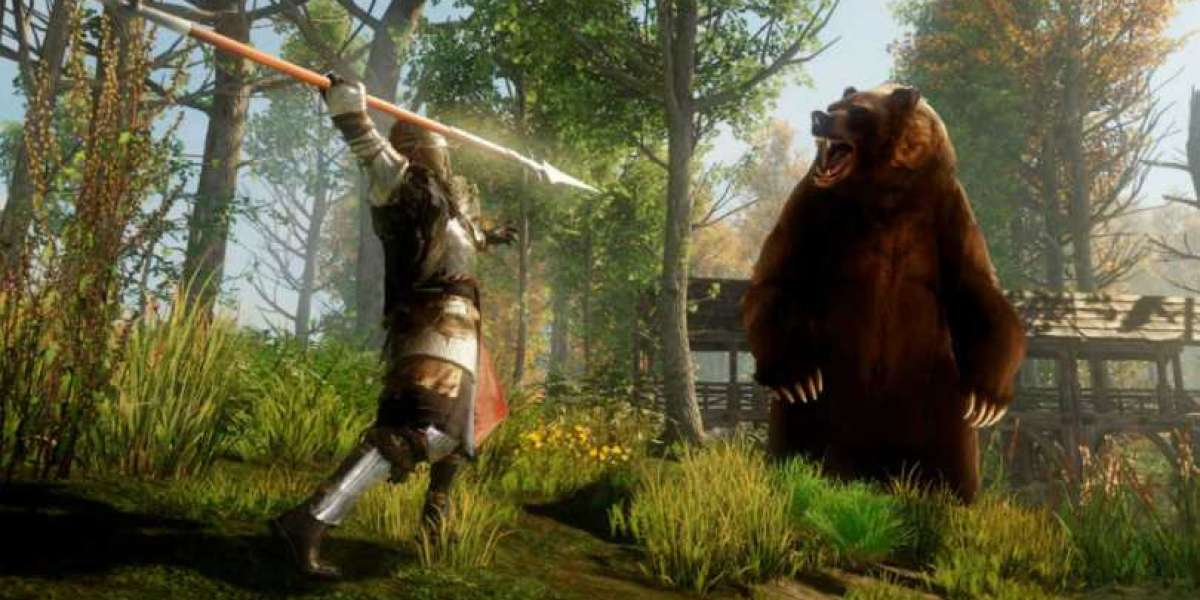 The release date of New World MMO has been postponed to September 28