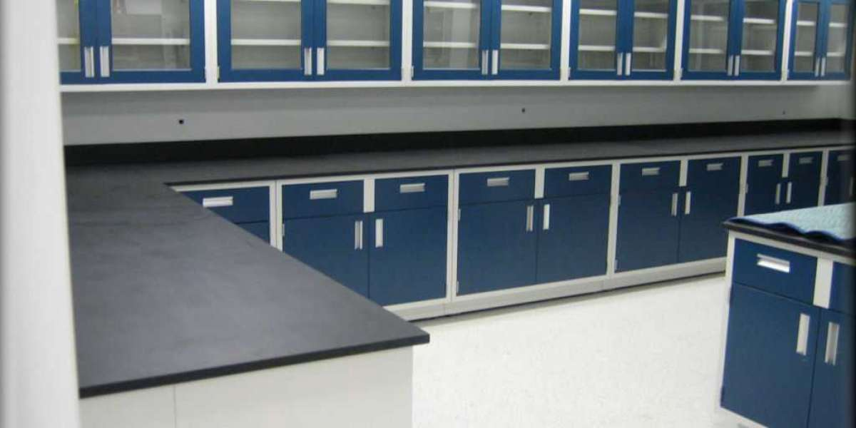 Things to Consider Before Selecting Your Laboratory Furniture
