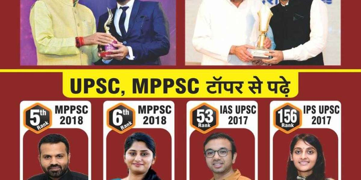 Sharma Academy: Best UPSC and MPPSC coaching institute in Indore