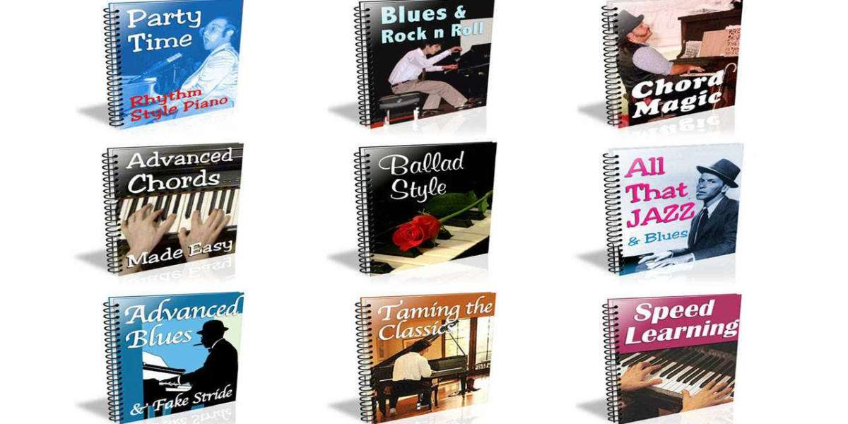 Piano For All eBooks to Help You Become the Player You Want to Be
