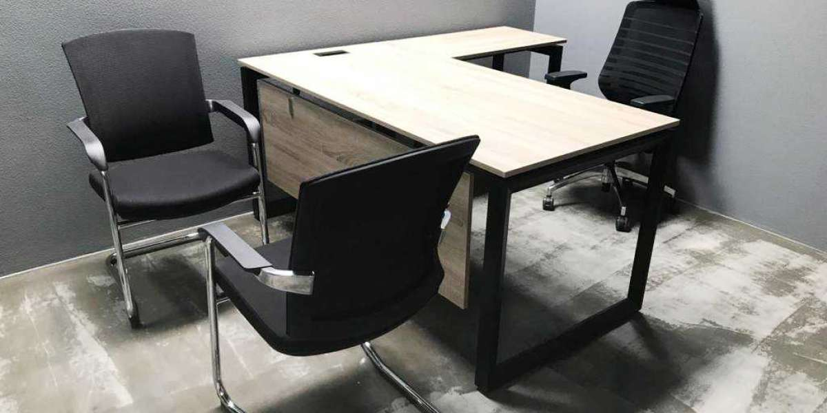 Office Furniture - Providing Your Office with a Sensuous Look