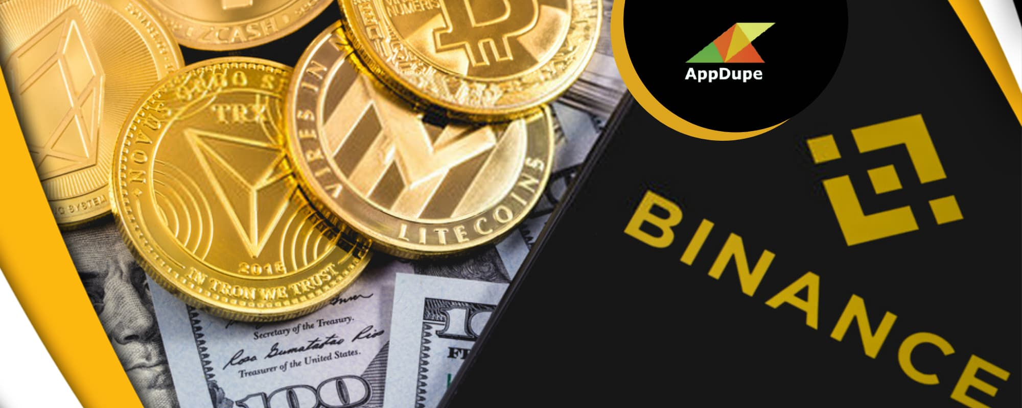 Create your own Cryptocurrency Exchange like Binance   Appdupe
