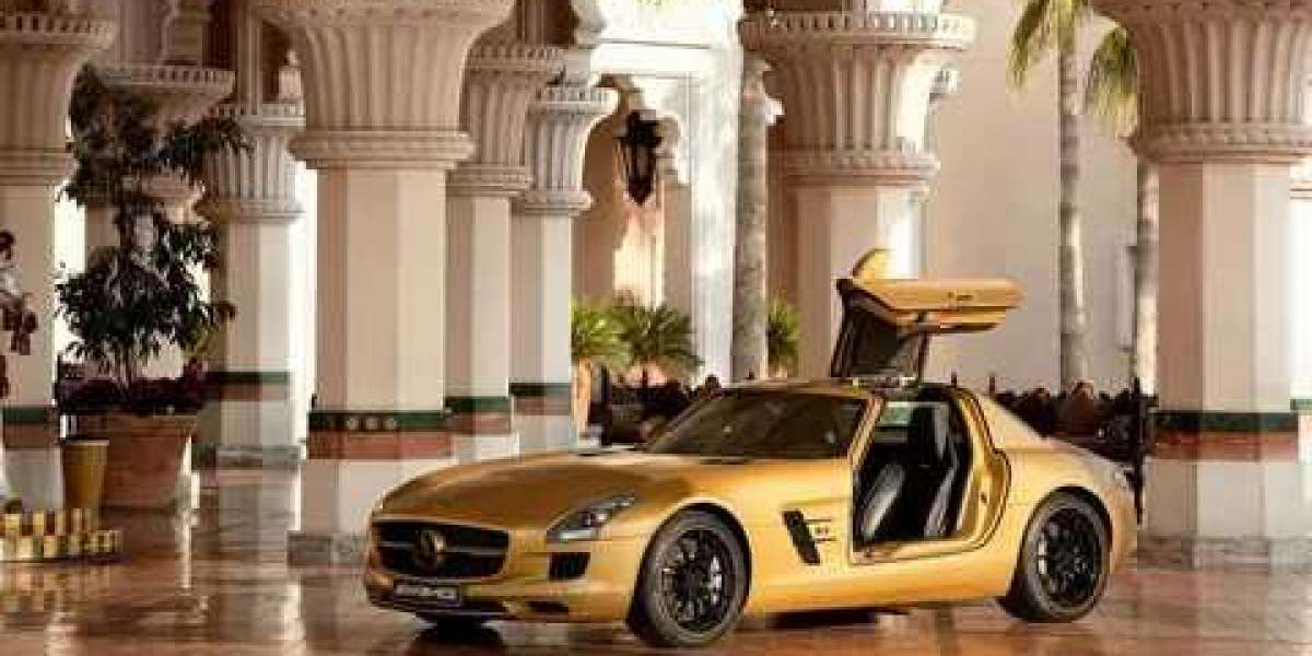 Find the Best Car Rental in Dubai for Your Next Business Trip