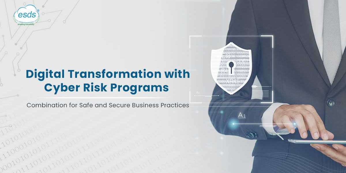 Digital Transformation with Cyber Risk programs – Combination for Safe and Secure Business Practices